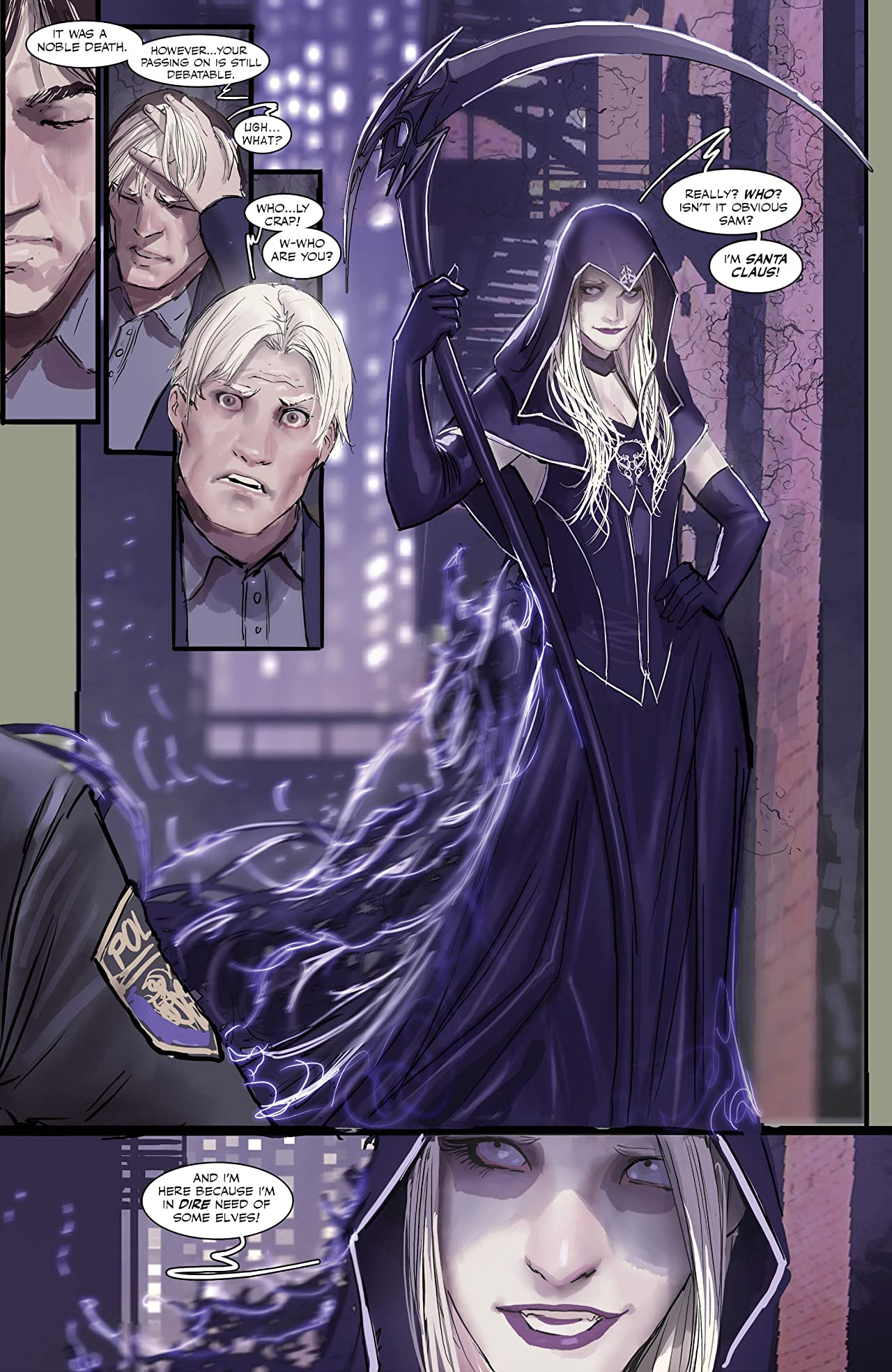 Death Vigil Vol. 1