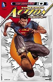Action Comics (2011-2016) #0