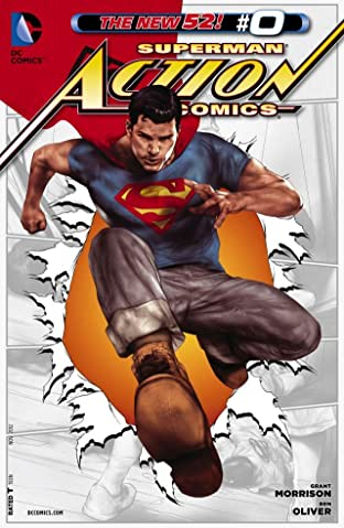 Action Comics (2011-2016) No.0