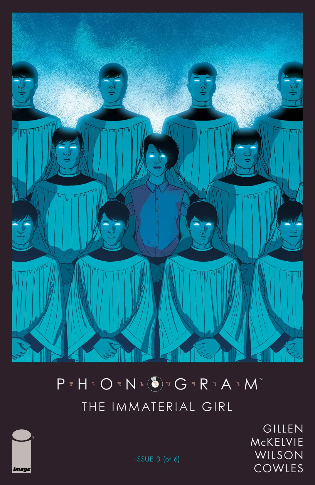 Phonogram: The Immaterial Girl #3 (of 6)