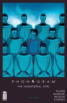 Phonogram: The Immaterial Girl #3 (of 6)