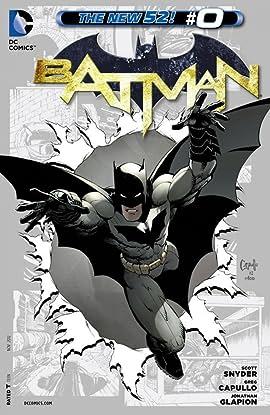 Batman (2011-2016) #0