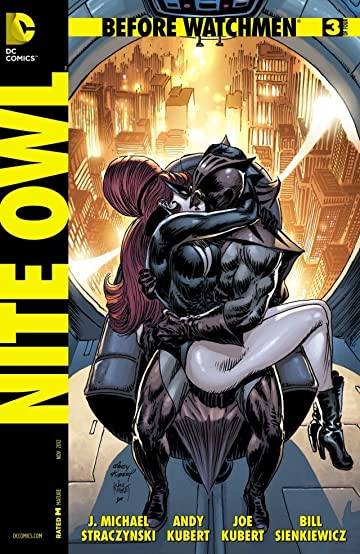 Before Watchmen: Nite Owl #3 (of 4)