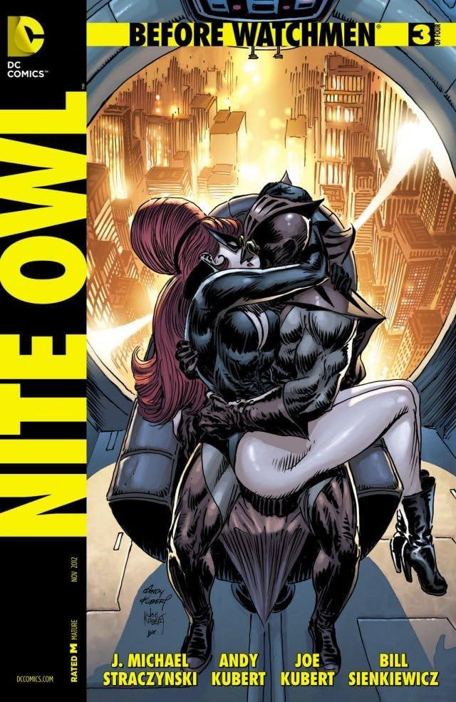 Before Watchmen: Nite Owl #3 (of 4)