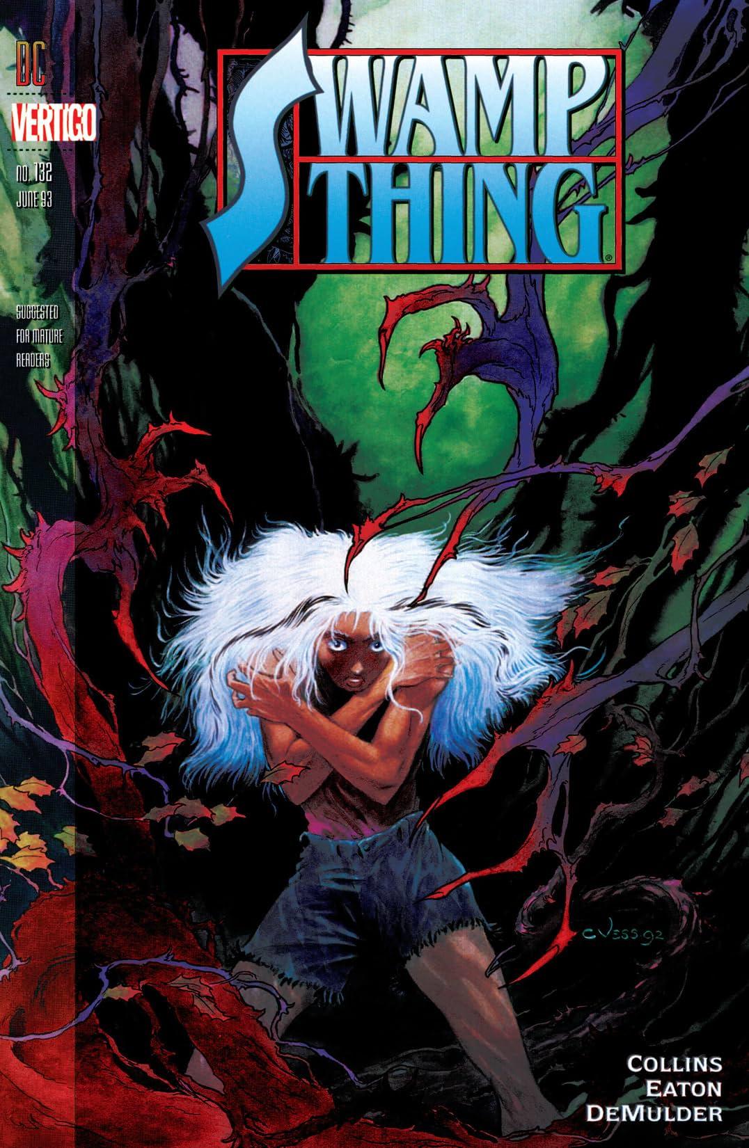 Swamp Thing (1982-1996) #132