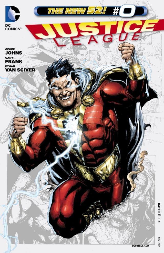 Justice League (2011-) #0