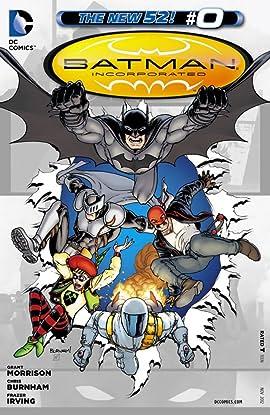 Batman Incorporated (2012-2013) #0