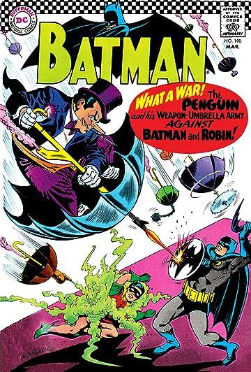 Batman (1940-2011) #190