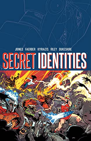 Secret Identities Vol. 1