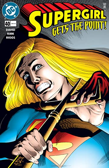 Supergirl (1996-2003) #40
