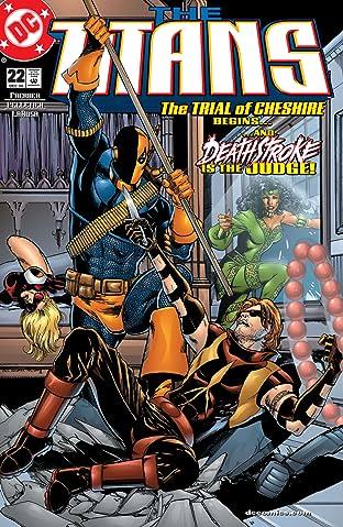 The Titans (1999-2003) #22