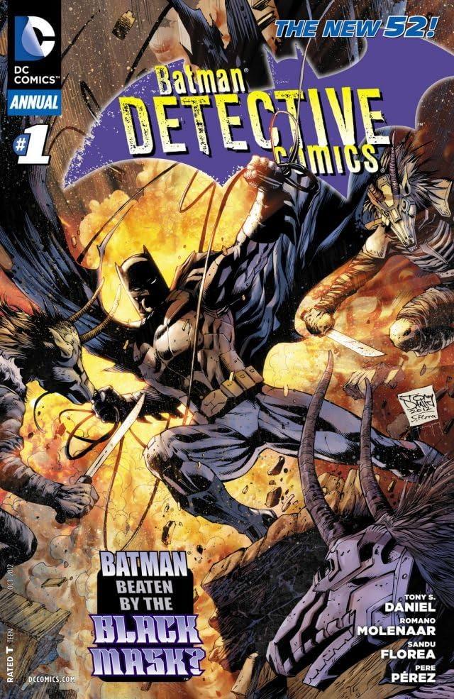 Detective Comics (2011-): Annual #1
