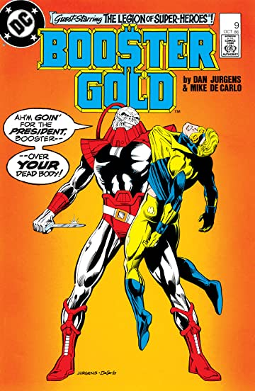 Booster Gold (1986-1988) #9