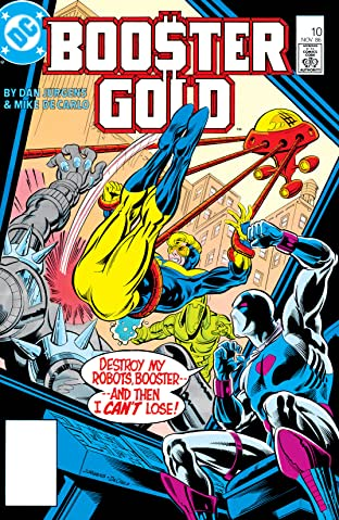 Booster Gold (1986-1988) #10