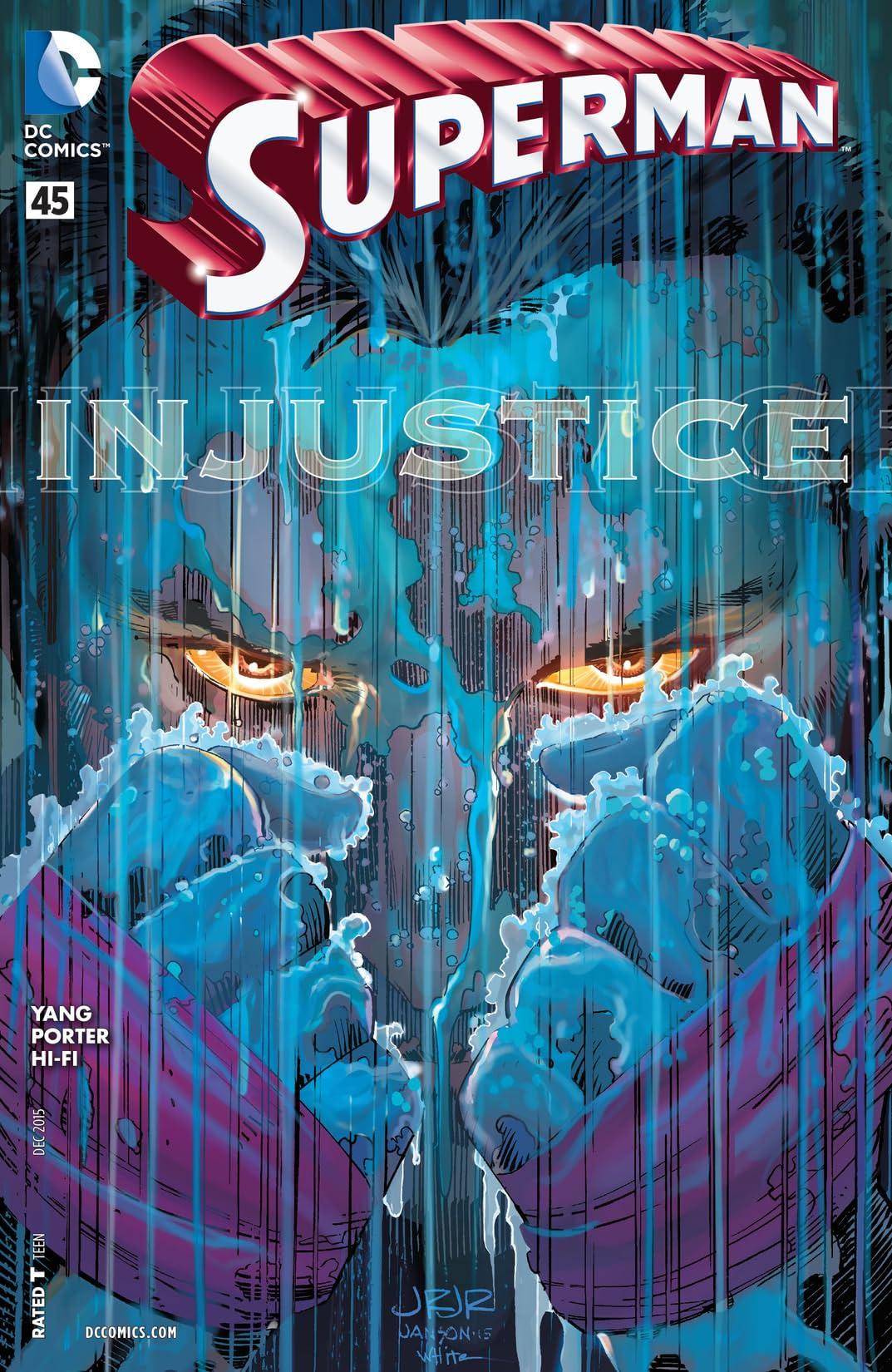 Superman (2011-2016) #45