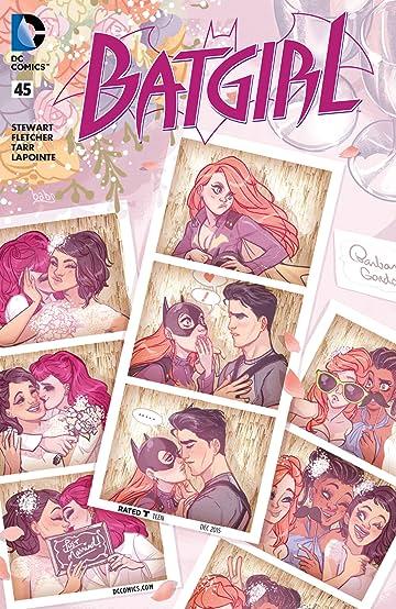 Batgirl (2011-2016) #45