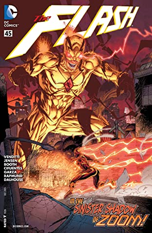 The Flash (2011-) #45
