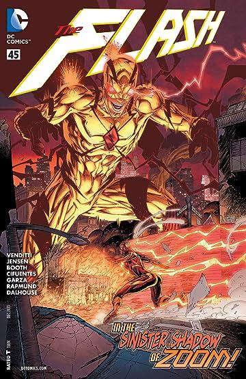 The Flash (2011-2016) #45
