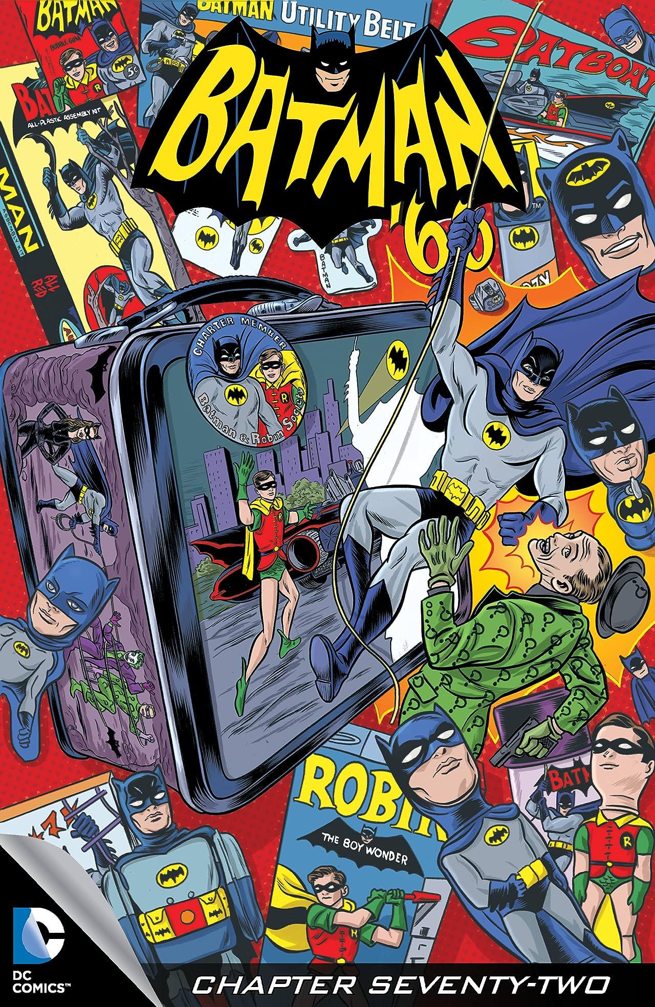 Batman '66 #72