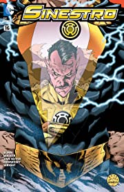Sinestro (2014-2016) #16
