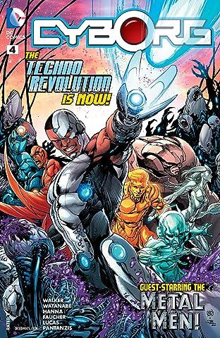 Cyborg (2015-2016) #4