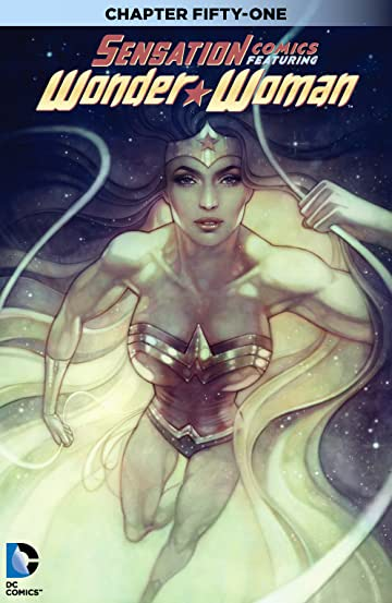 Sensation Comics Featuring Wonder Woman (2014-2015) #51