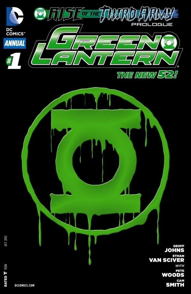 Green Lantern (2011-2015): Annual #1