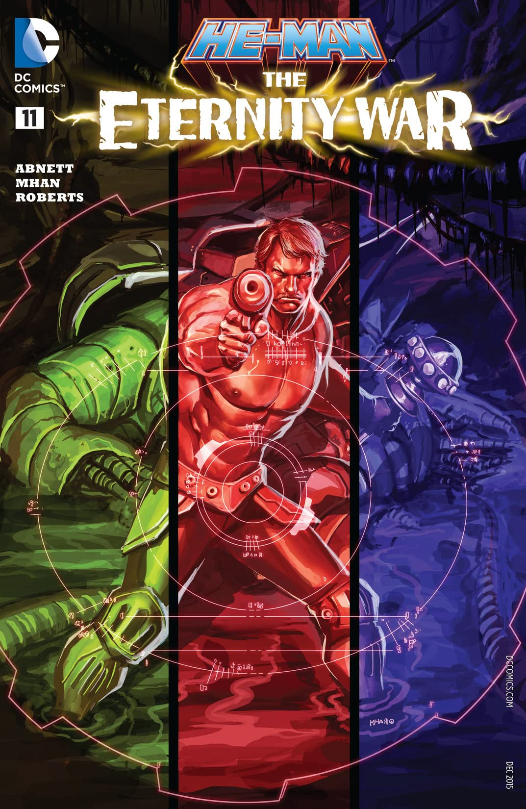 He-Man: The Eternity War (2014-2016) #11