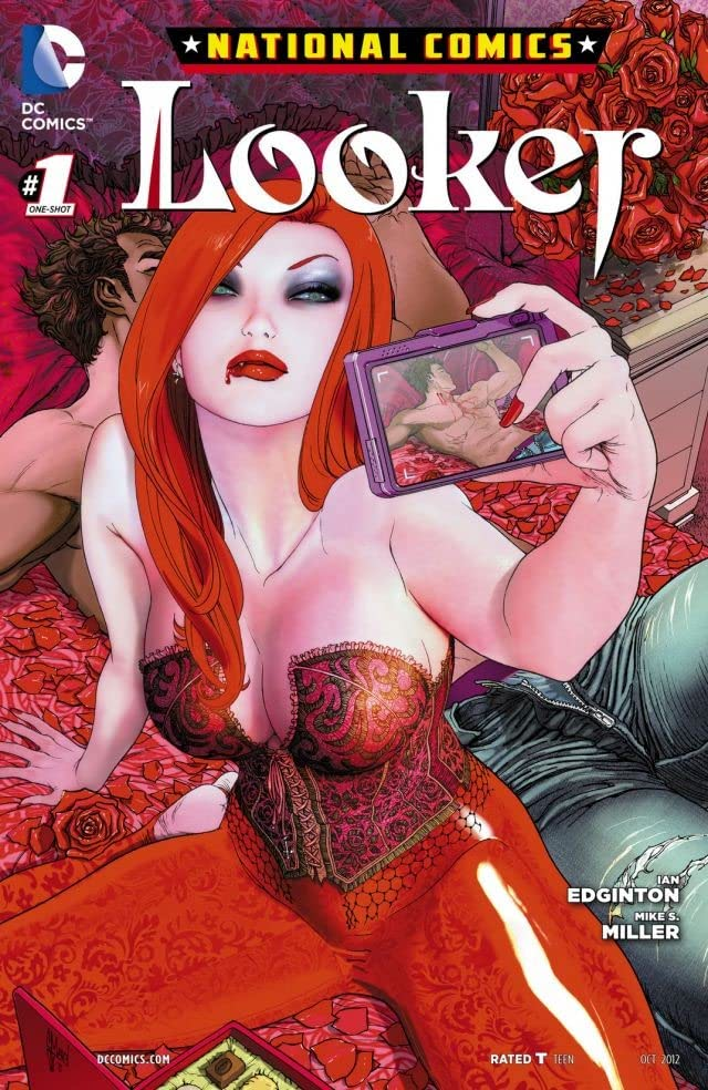 National Comics: Looker #1