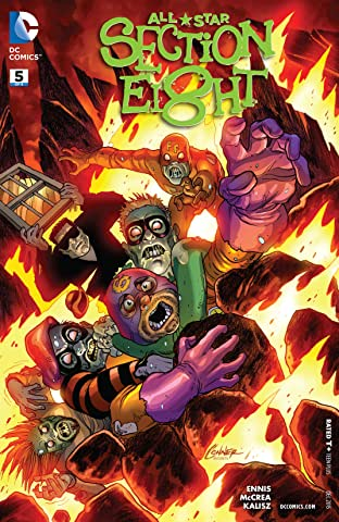 All-Star Section Eight (2015) No.5