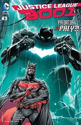 Justice League 3001 (2015-2016) #5