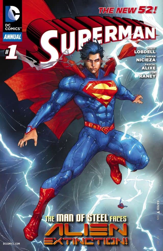 Superman (2011-2016): Annual #1