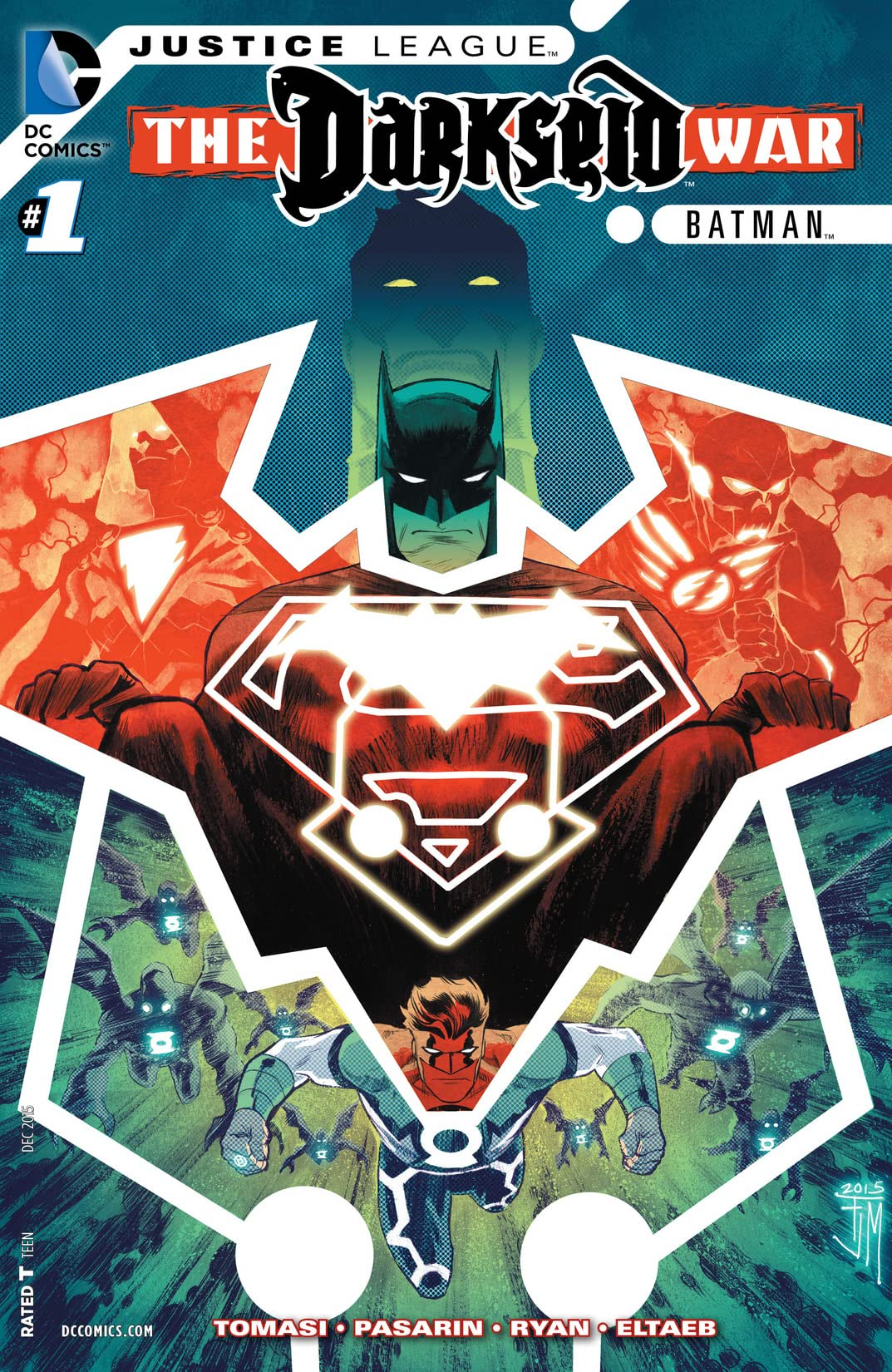 Justice League: The Darkseid War: Batman (2015) #1