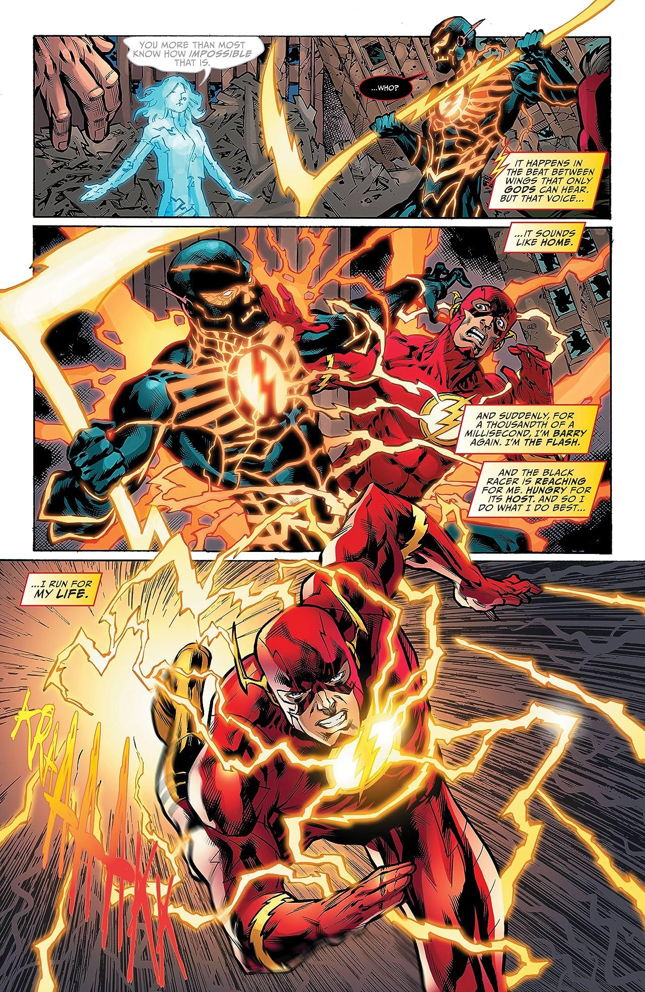 ... Justice League: The Darkseid War: The Flash (2015) #1