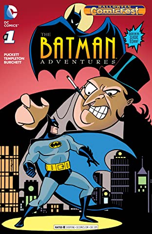 Batman Adventures: Halloween ComicFest Special Edition (2015) #1