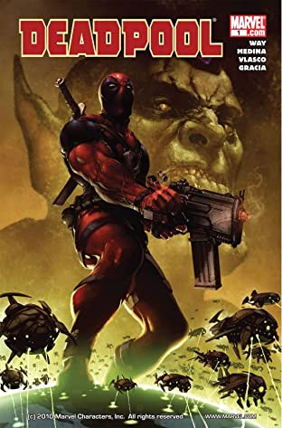 Deadpool (2008-2012) No.1