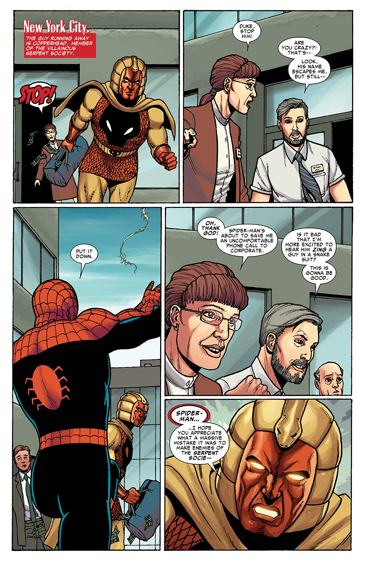Avenging Spider-Man (2011-2013) #11