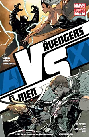AVX: VS. No.5 (sur 6)