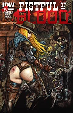 Fistful of Blood #1 (of 4)