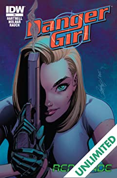 Danger Girl: Renegade #2 (of 4)