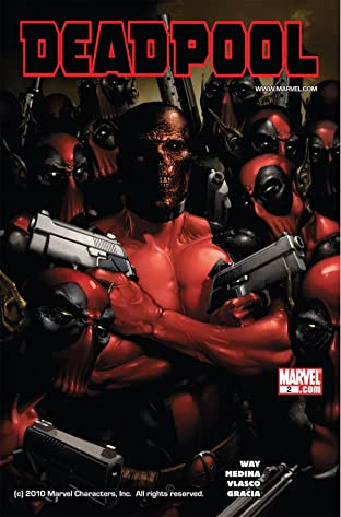 Deadpool (2008-2012) No.2