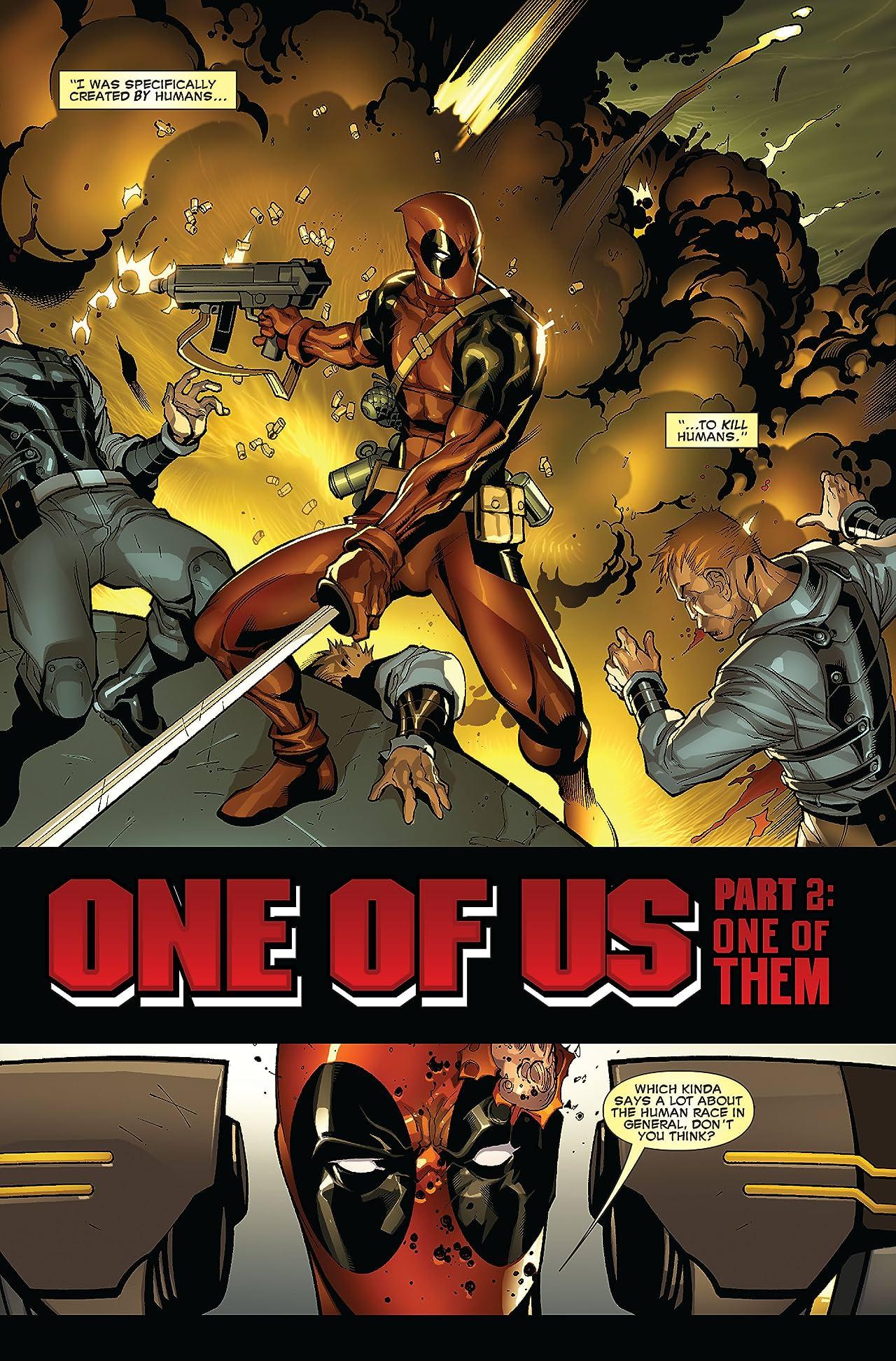 Deadpool (2008-2012) No.2