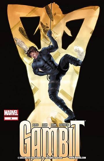 Gambit (2012-2013) #2