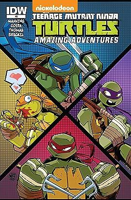 Teenage Mutant Ninja Turtles: Amazing Adventures #3