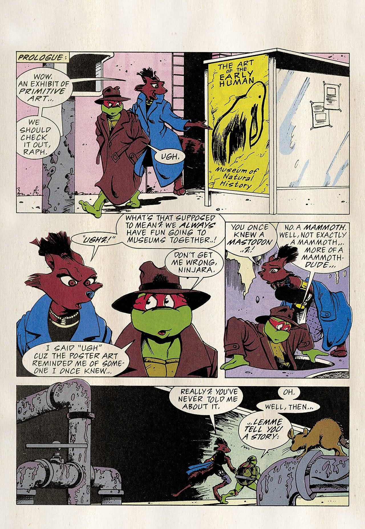 Teenage Mutant Ninja Turtles Adventures Tome 10