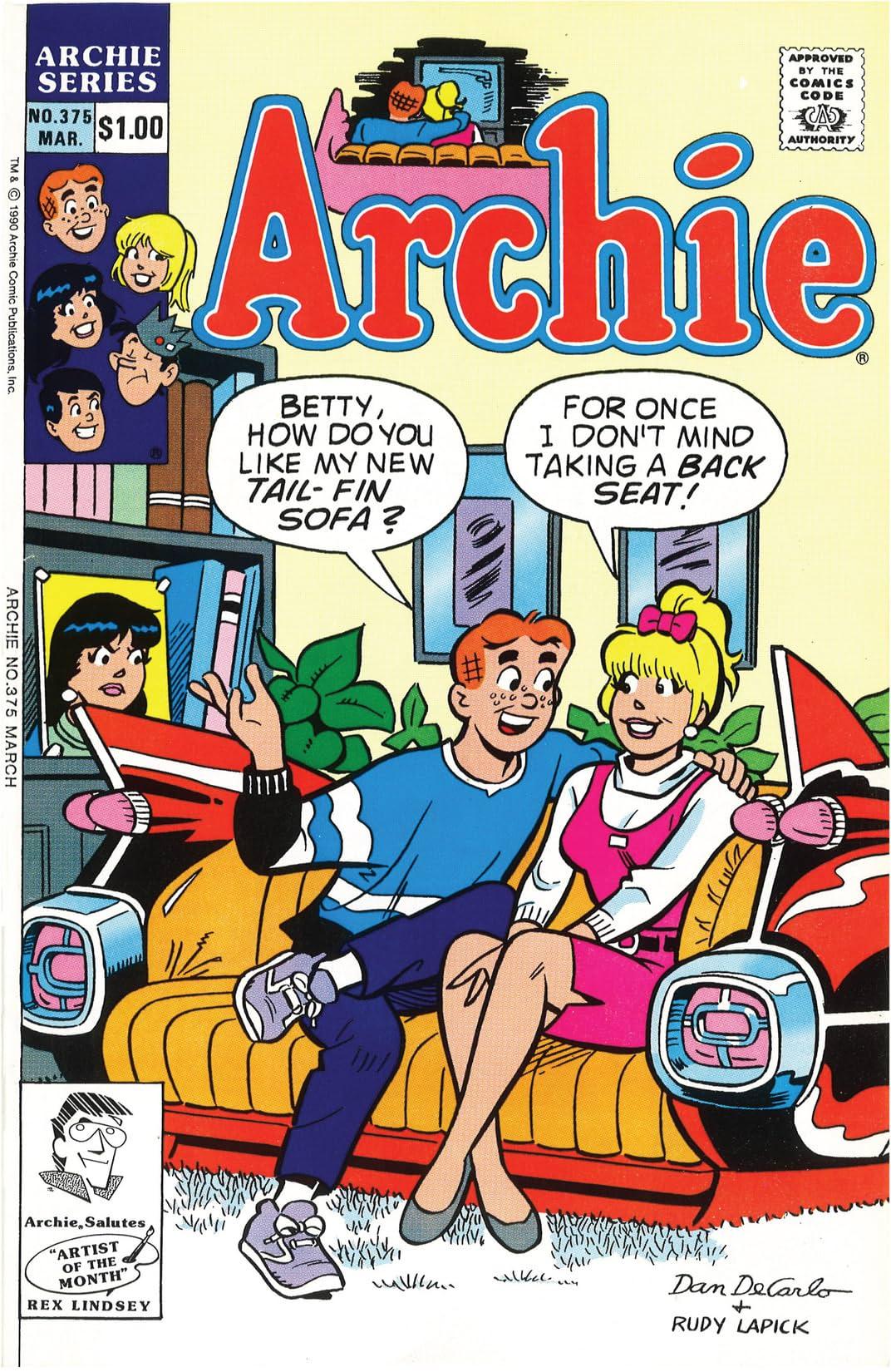 Archie #375