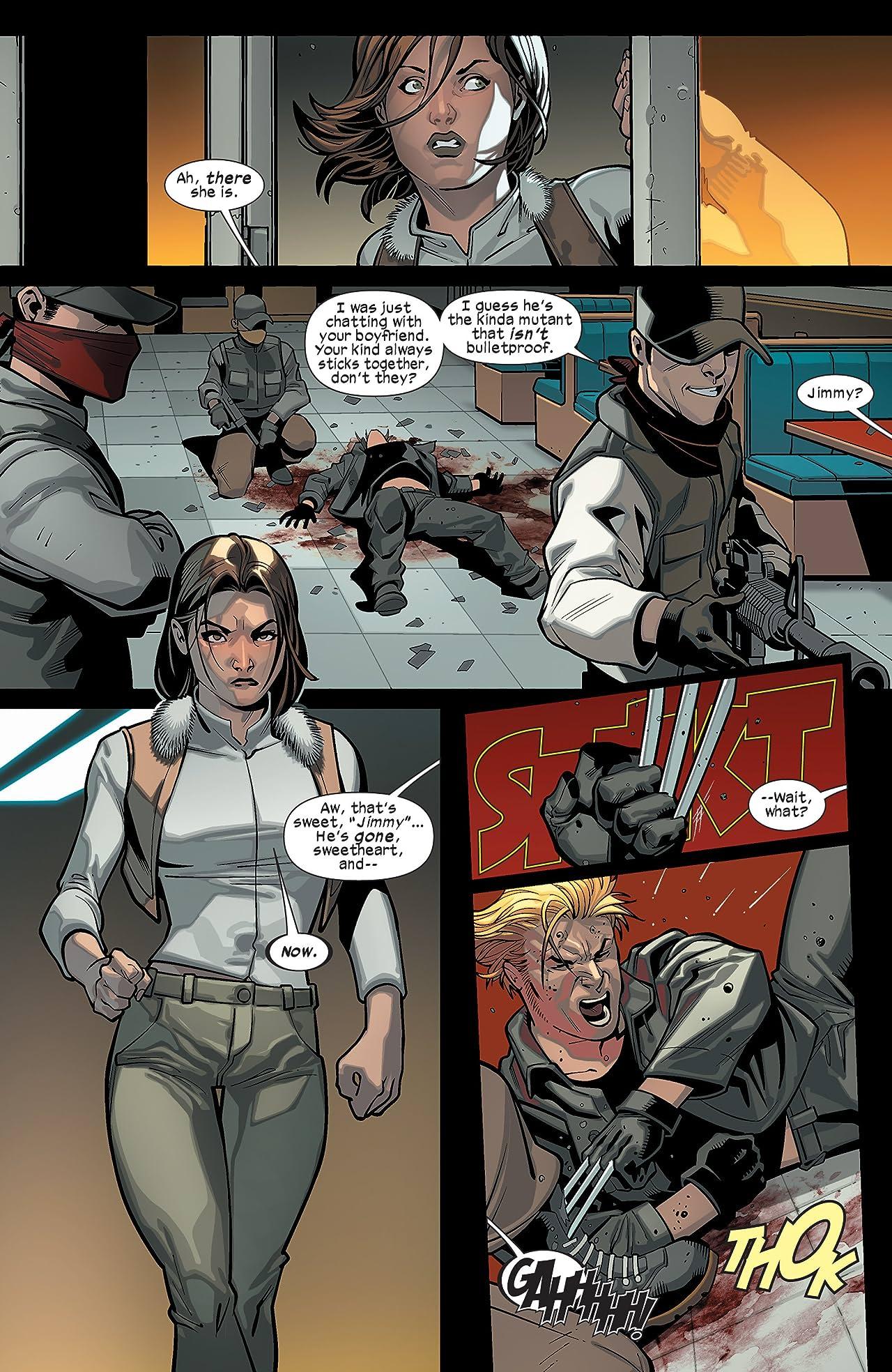 Ultimate Comics X-Men #15