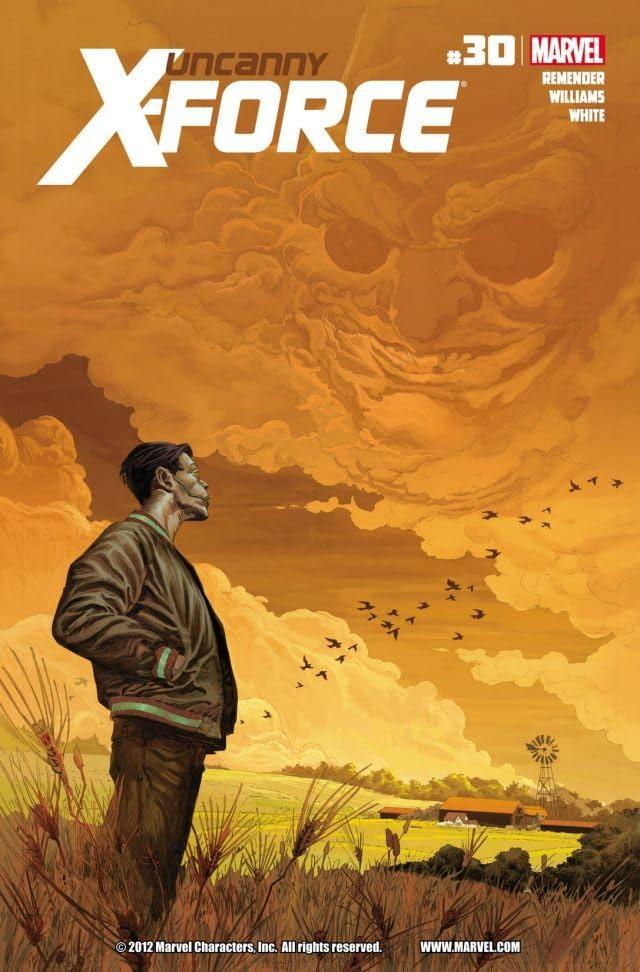 Uncanny X-Force (2010-2012) #30