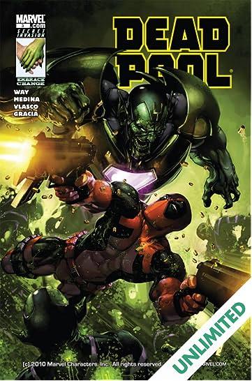 Deadpool (2008-2012) #3