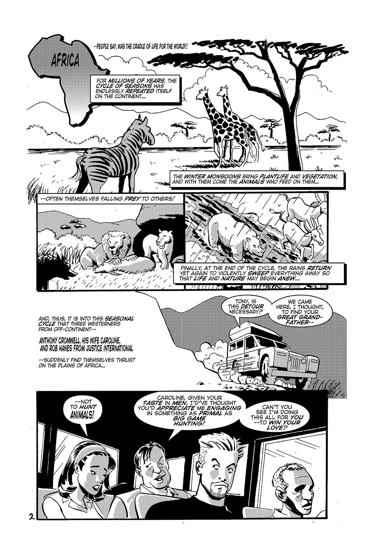 Rob Hanes Adventures #8